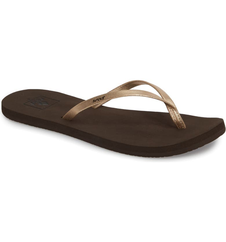 REEF Bliss Nights Flip Flop, Main, color, 710