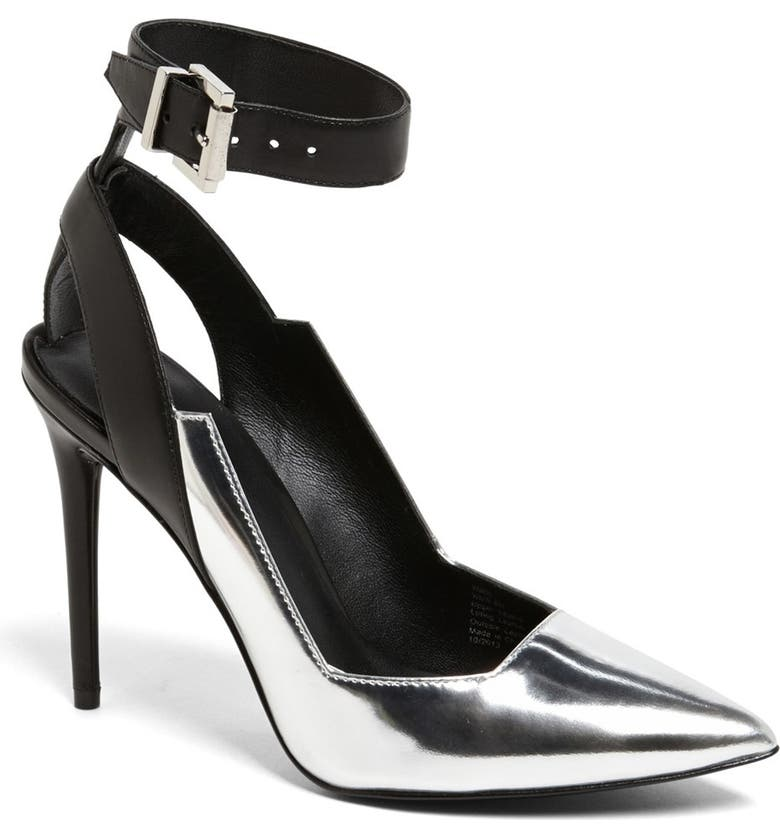 KENNETH COLE NEW YORK 'Watts' Pointy Toe Pump, Main, color, 040