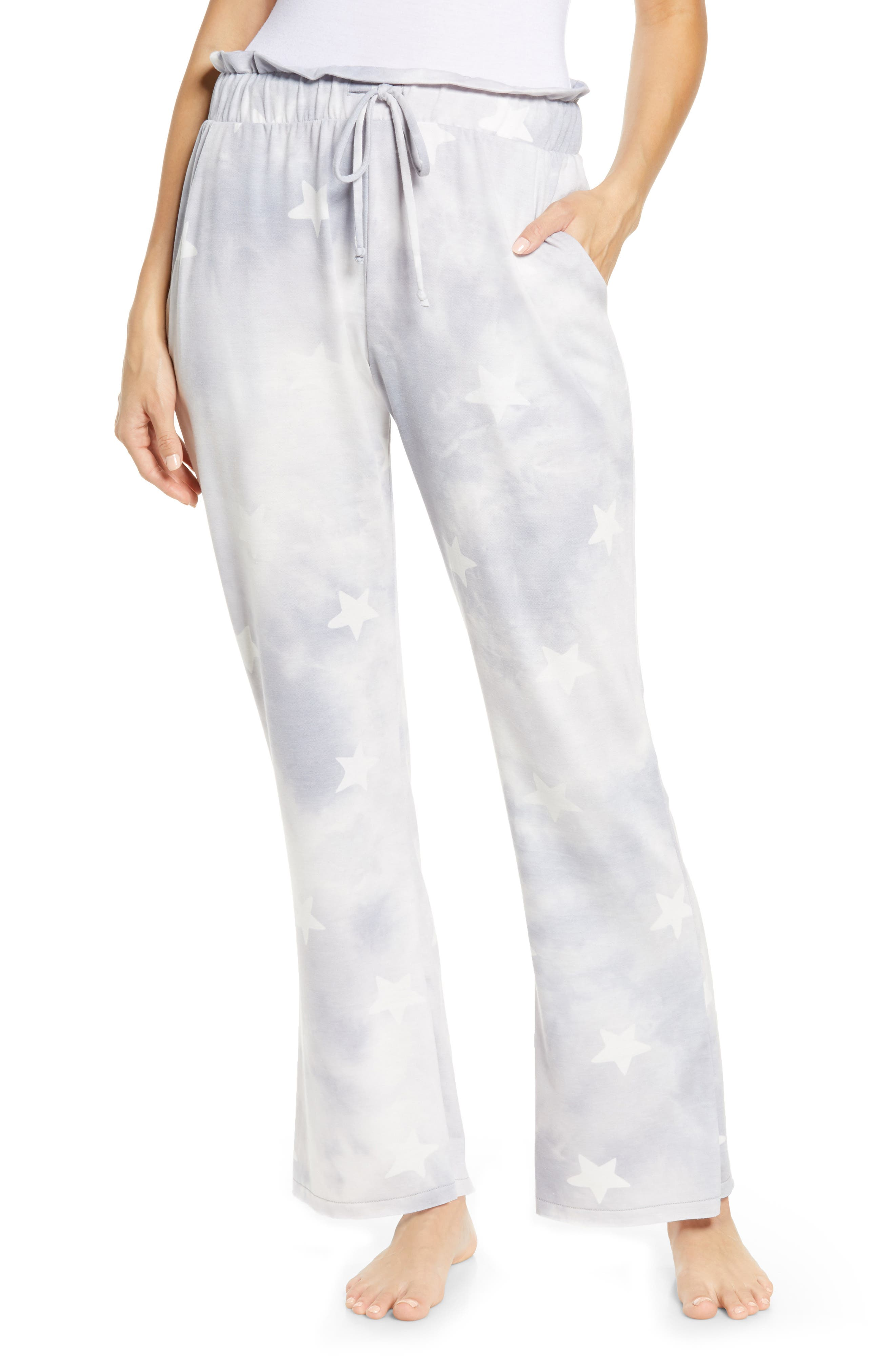 French Terry Wide Leg Sweatpants   Nordstromrack