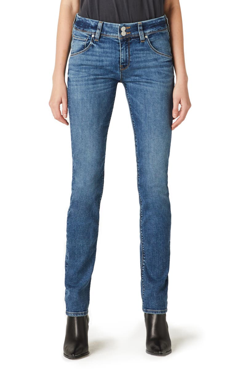 HUDSON JEANS Colin Supermodel Skinny Jeans, Main, color, CLEARWATER