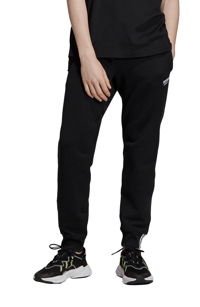 ADIDAS ORIGINALS Vocal Sweatpants, Main, color, 001