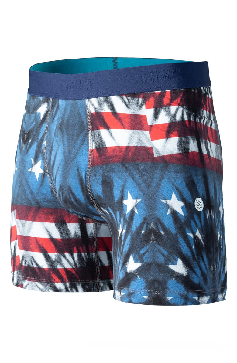 STANCE The Fourth Boxer Briefs, Main, color, 420