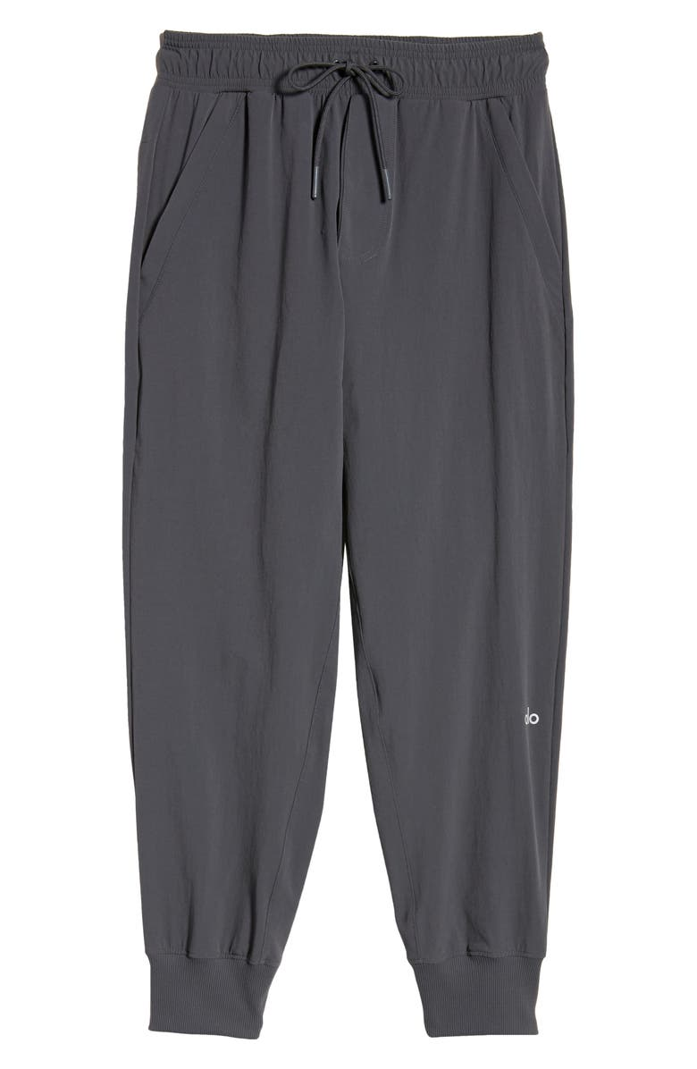 ALO Co-Op Water Repellent Pocket 7/8 Joggers, Main, color, ANTHRACITE