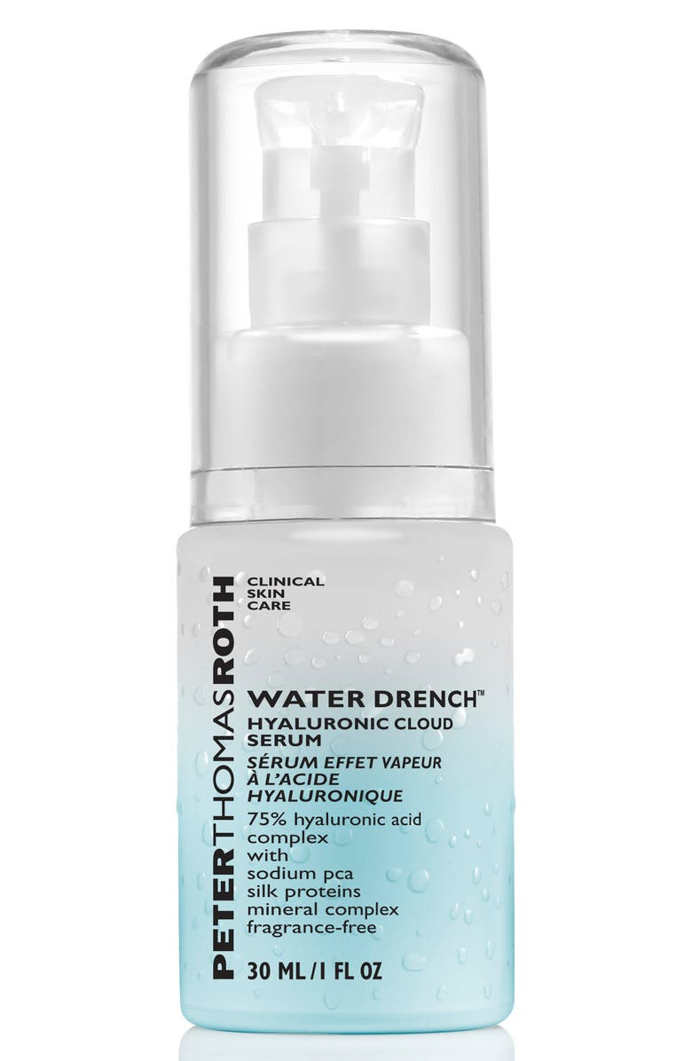 PETER THOMAS ROTH Water Drench Hyaluronic Cloud Serum, Main, color, NO COLOR