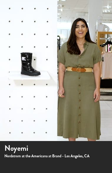 Joan of Arctic<sup>™</sup> NEXT LITE Waterproof Quilted Boot, sales video thumbnail