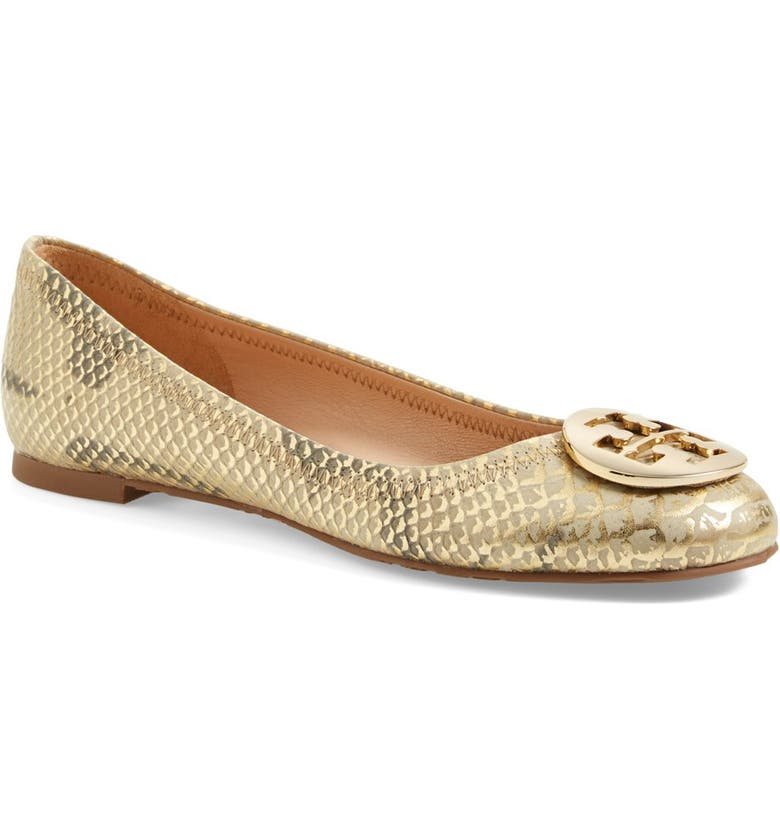 TORY BURCH 'Reva' Flat, Main, color, 710