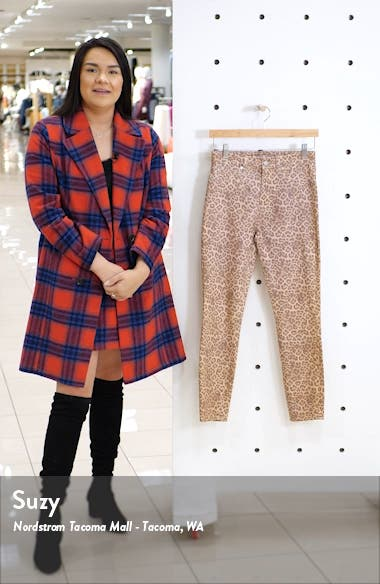 <sup>®</sup> The High Waist Ankle Skinny Jeans, sales video thumbnail