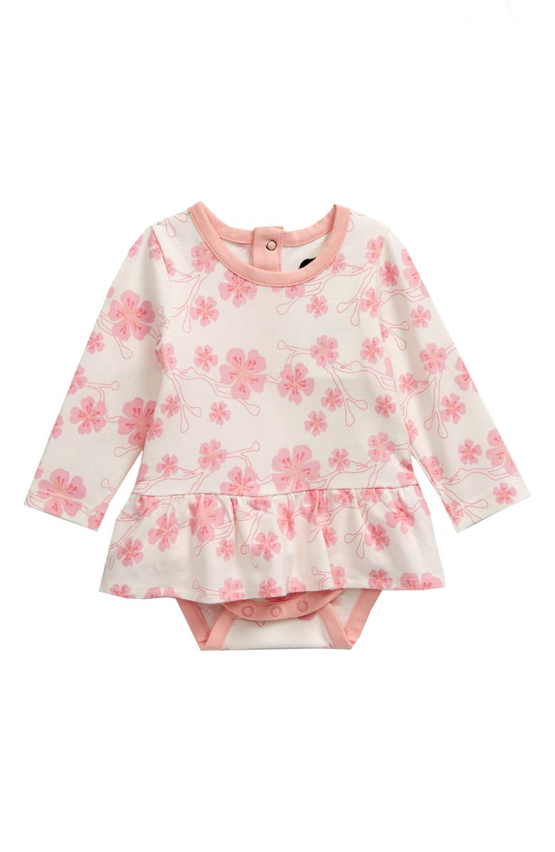 MONICA + ANDY All Dressed Up Floral Bodysuit, Main, color, 650