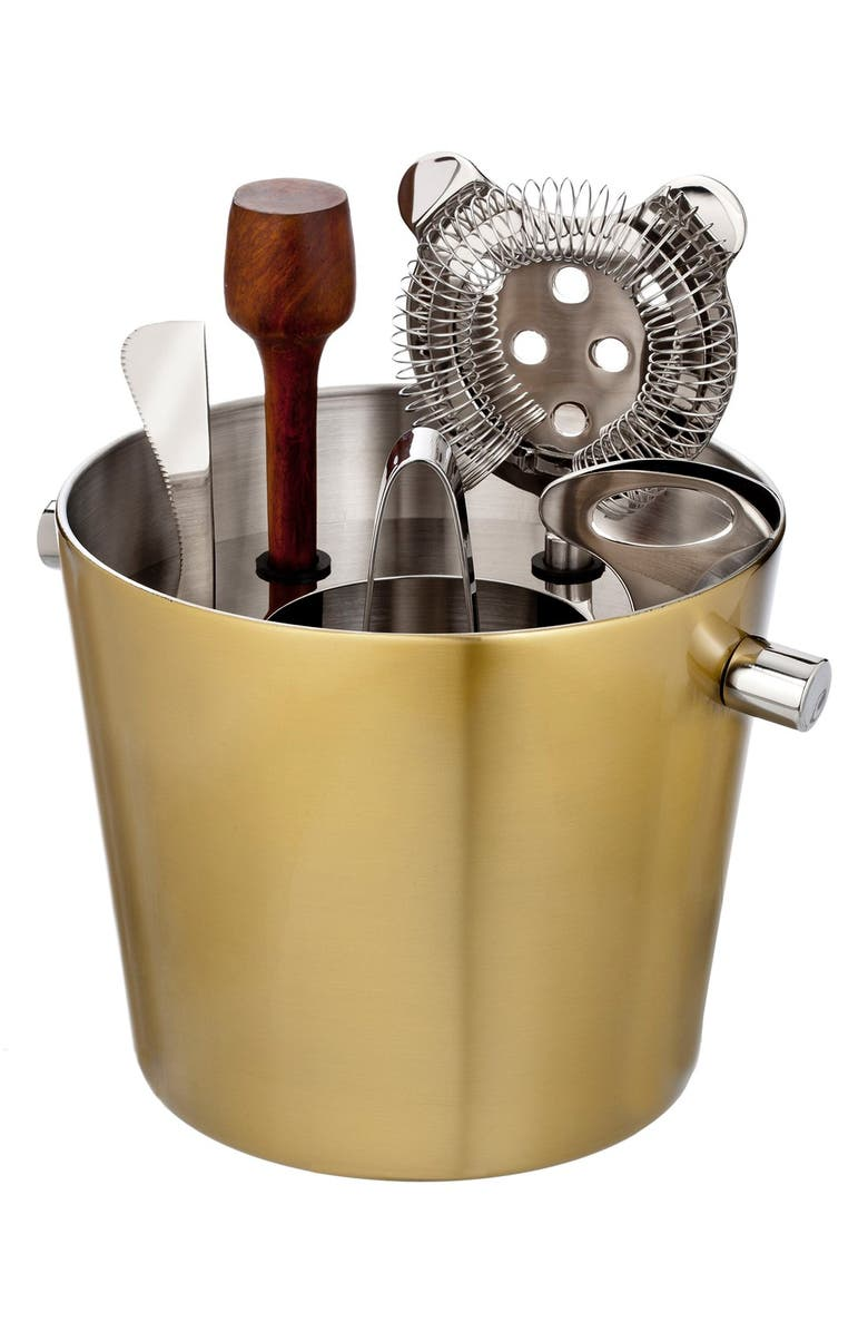 WATERFORD Marquis by Waterford 'Vim & Vigor' Bar Tool Set, Main, color, 710