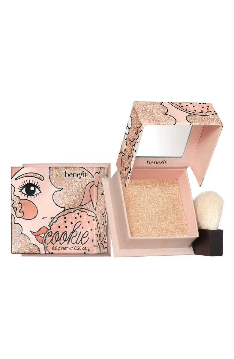 BENEFIT COSMETICS Benefit Cookie Powder Highlighter, Main, color, No Color