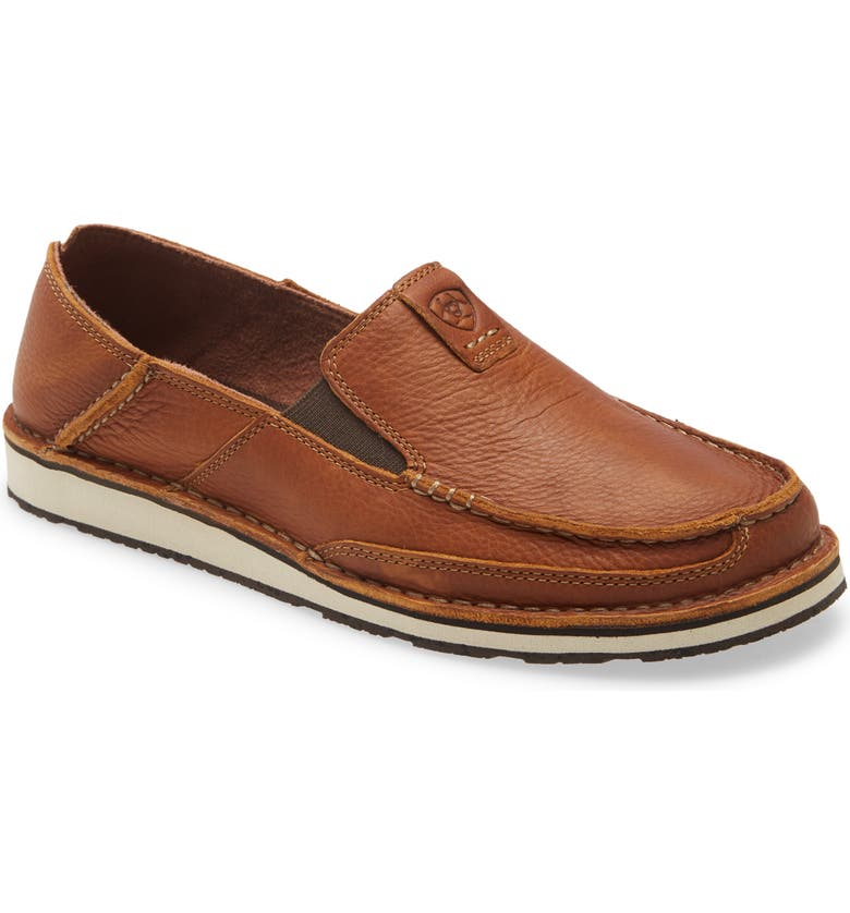 ARIAT Eco Cruiser Loafer, Main, color, BUTTERSCOTCH