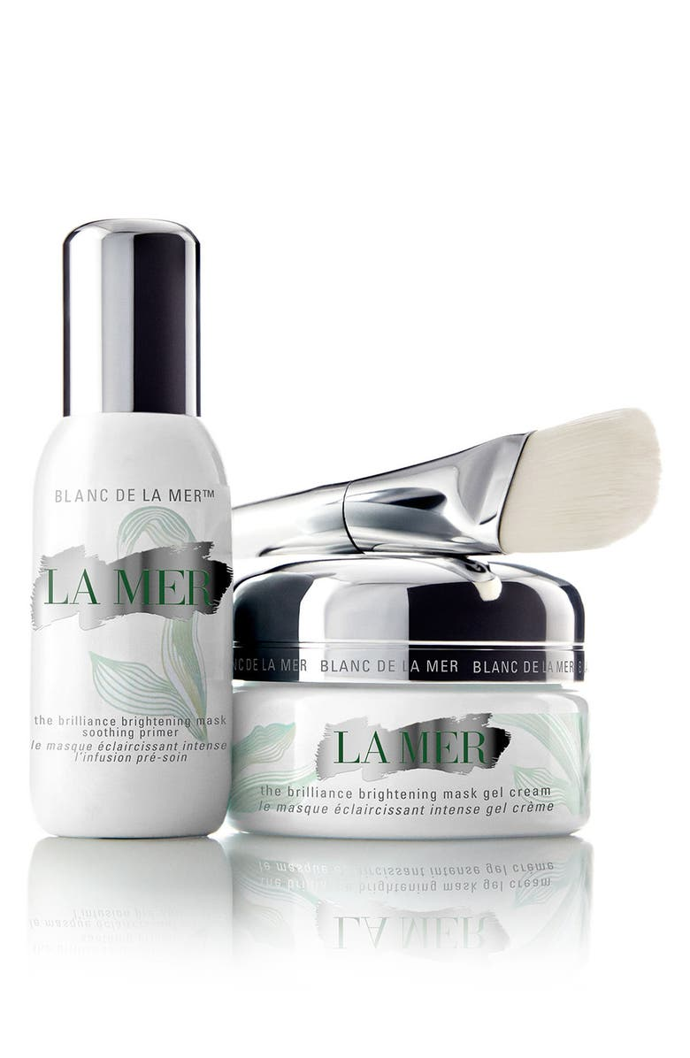LA MER The Brilliance Brightening Mask, Main, color, 000