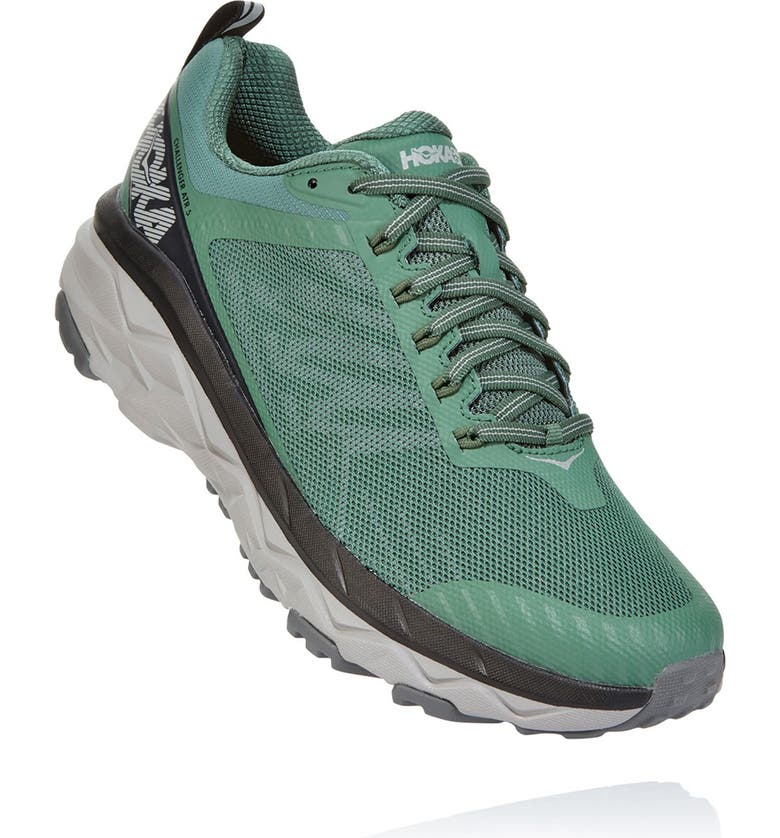 HOKA ONE ONE Challenger ATR 5 Sneaker, Main, color, MYRTLE / CHARCOAL GRAY