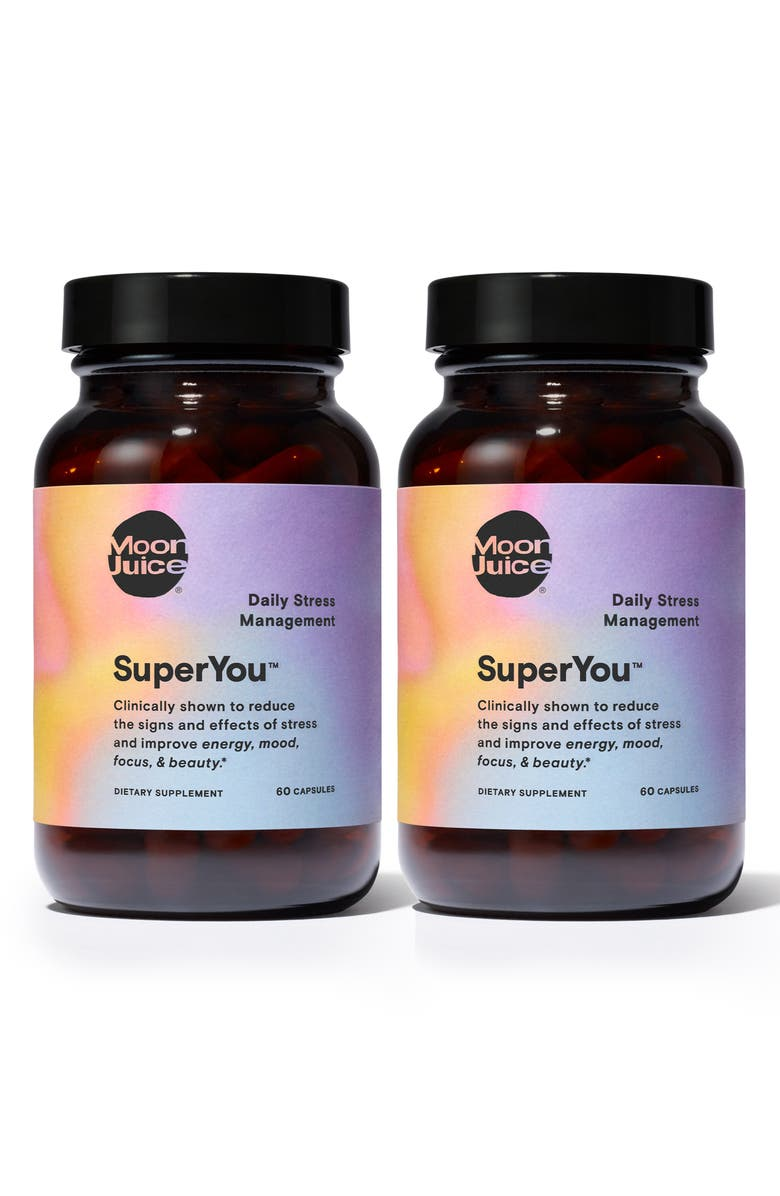 MOON JUICE SuperYou Dietary Supplement Duo, Main, color, 000