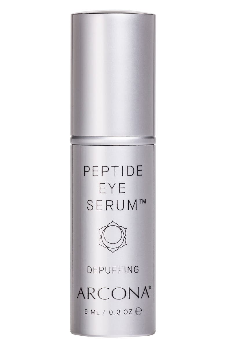 ARCONA Peptide Eye Serum Depuffing Eye Gel, Main, color, NO COLOR