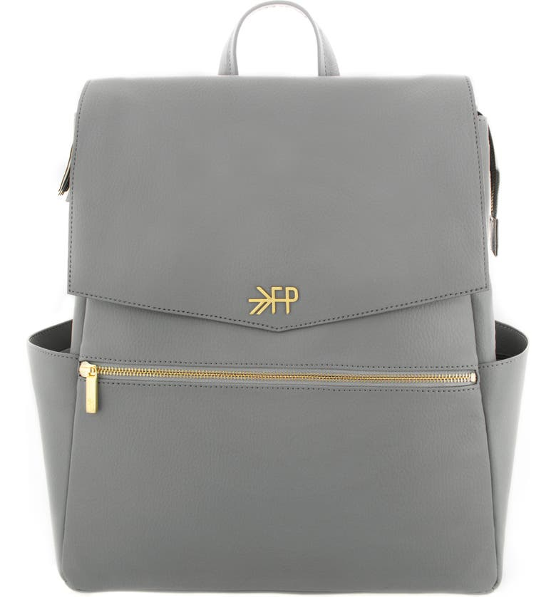 FRESHLY PICKED Convertible Diaper Backpack, Main, color, STONE