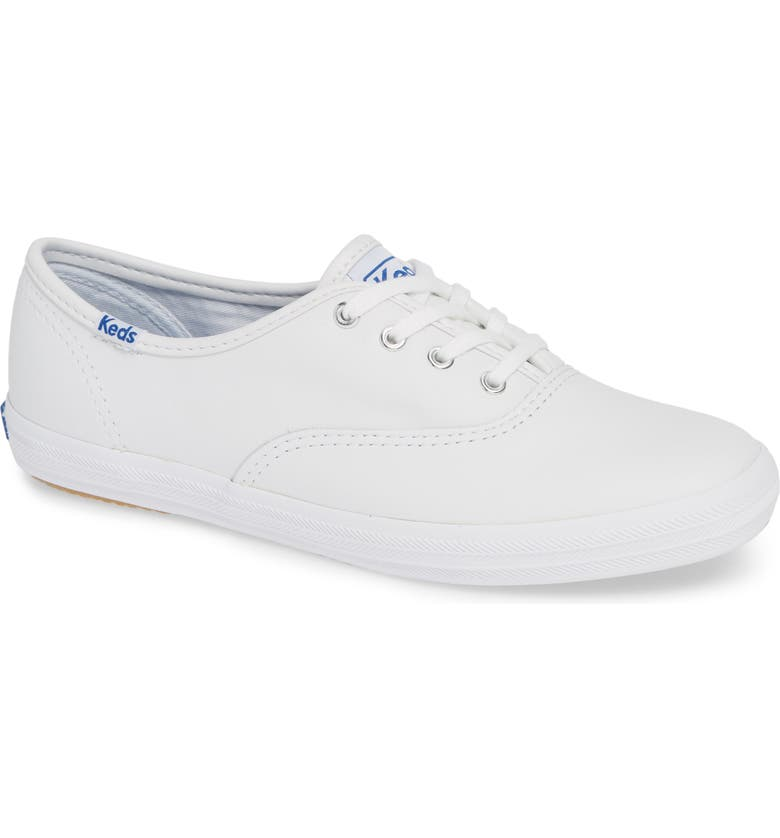 KEDS<SUP>®</SUP> Champion Sneaker, Main, color, White