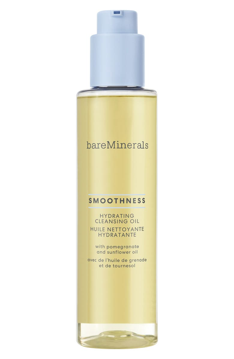 BAREMINERALS<SUP>®</SUP> Smoothness Hydrating Cleansing Oil, Main, color, NO COLOR