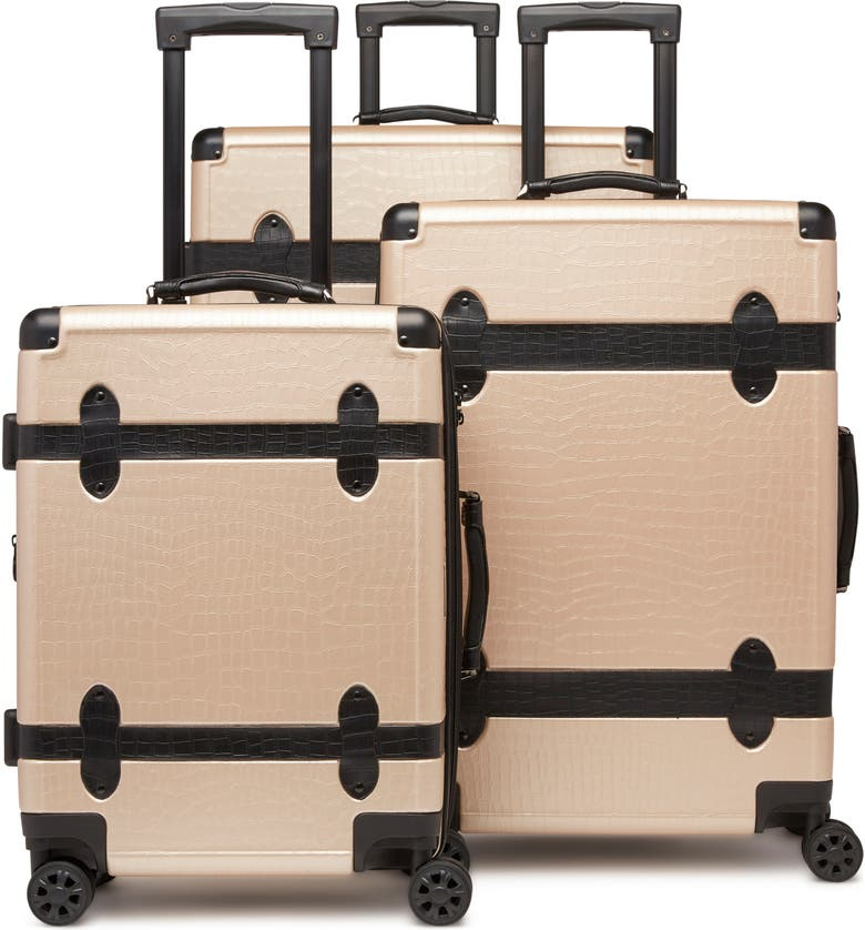 CALPAK TRNK Collection 3-Piece Spinner Luggage Set, Main, color, 250