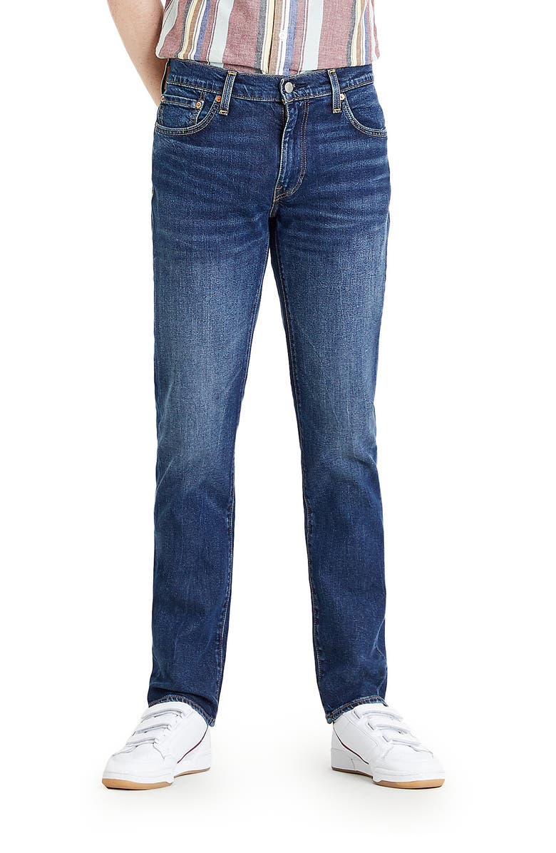 LEVI'S<SUP>®</SUP> 511<sup>™</sup> Slim Fit Jeans, Main, color, THE THRILL