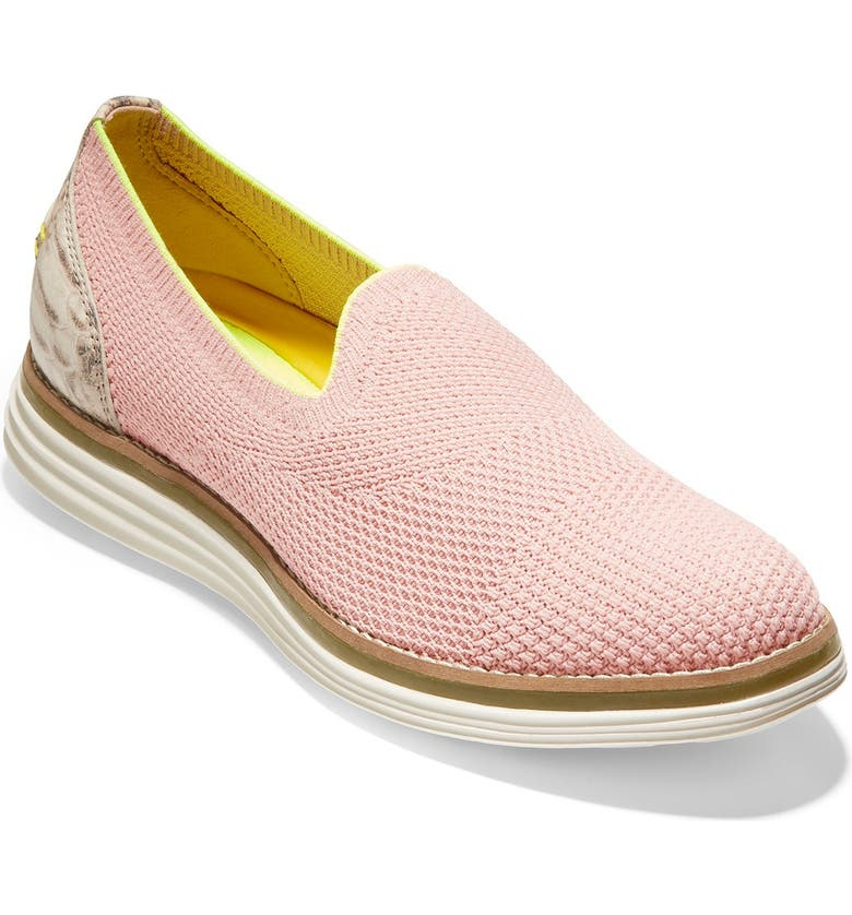 COLE HAAN OG Cloudfeel Meridian Loafer, Main, color, MSTY RSE S