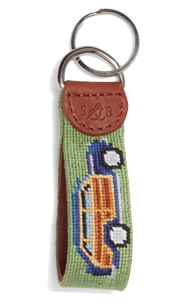 SMATHERS & BRANSON Woody Key Fob, Main, color, 300