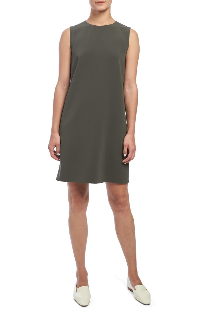 THEORY Classic Column Dress, Main, color, 320