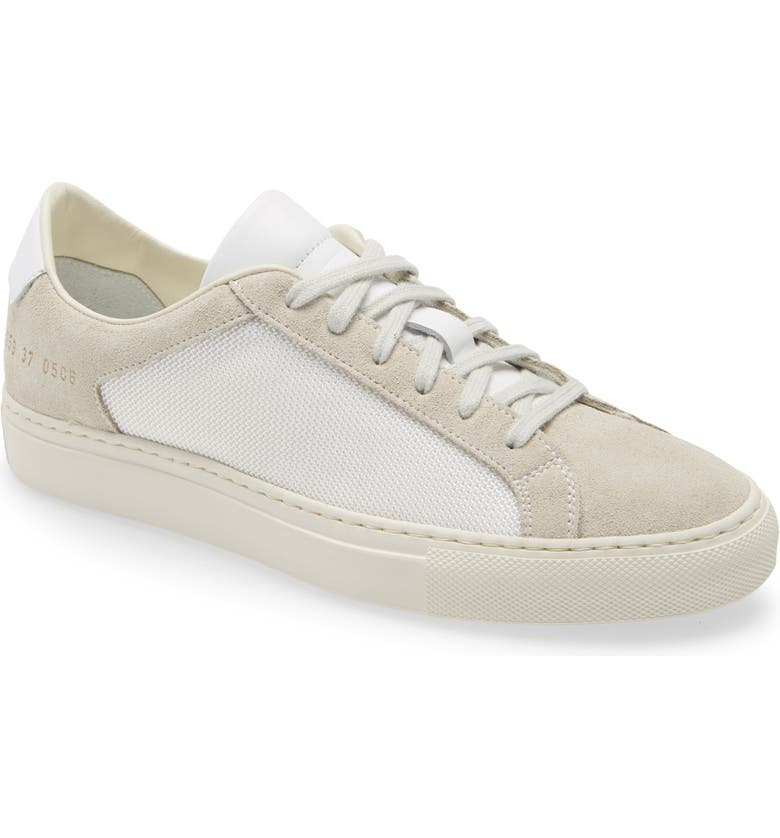 COMMON PROJECTS Summer Edition Low Top Sneaker, Main, color, White