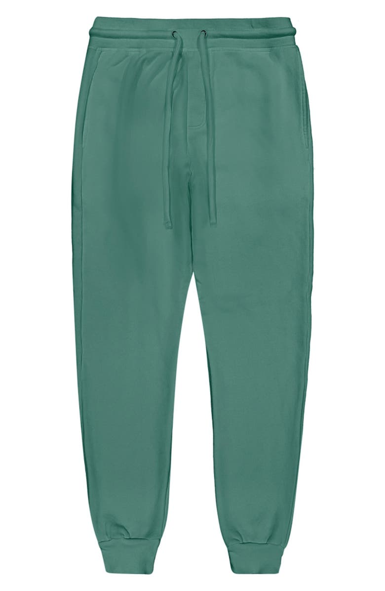 GOODLIFE Loop Terry Joggers, Main, color, PINE