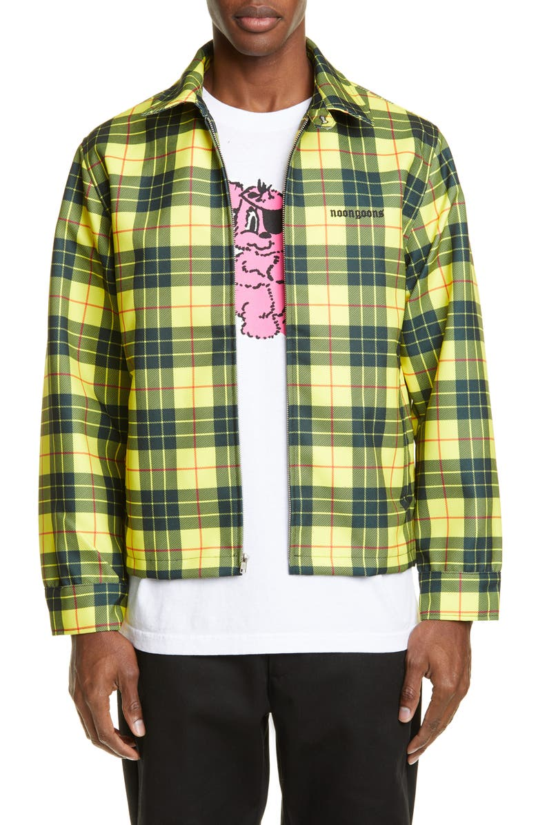 NOON GOONS Singled Out Jacket, Main, color, 700