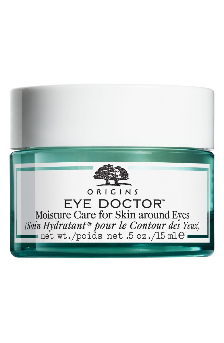 ORIGINS Eye Doctor<sup>™</sup> Moisture Care for Skin Around Eyes, Main, color, NO COLOR