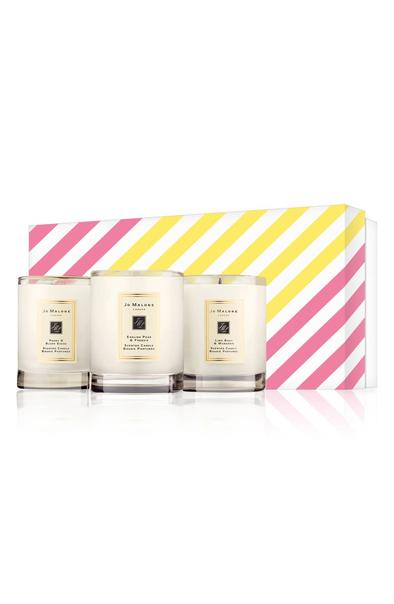 JO MALONE LONDON<SUP>™</SUP> Travel Candle Collection, Main, color, 000