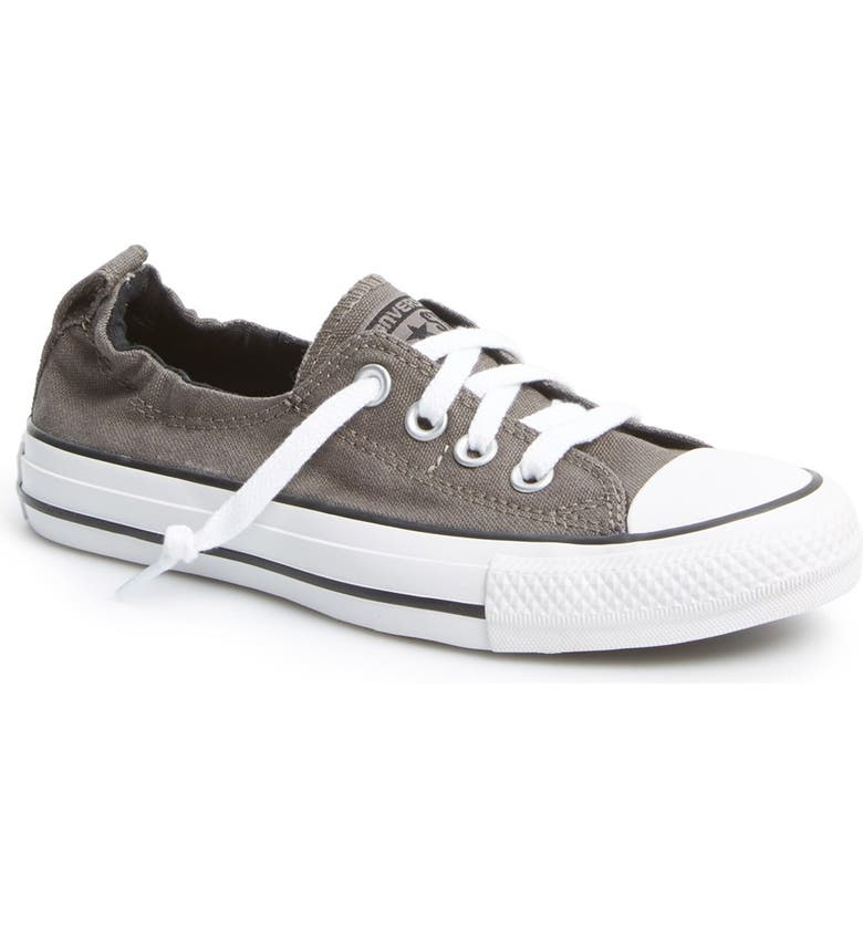 CONVERSE Chuck Taylor<sup>®</sup> All Star<sup>®</sup> Shoreline Low Top Sneaker, Main, color, 050