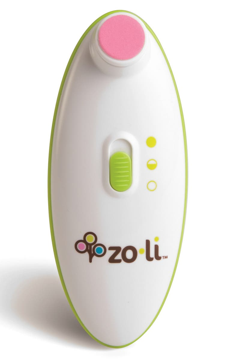 ZOLI 'BUZZ B.<sup>™</sup>' Electric Nail Trimmer, Main, color, NO COLOR