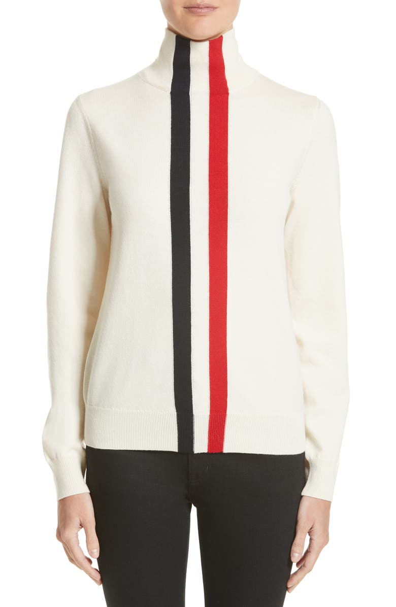MONCLER Ciclista Tricot Knit Sweater, Main, color, 900