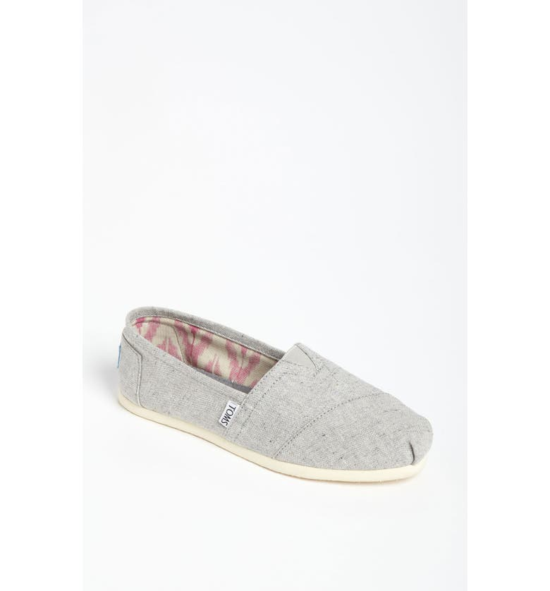 TOMS 'Classic - Earthwise' Slip-On, Main, color, 030
