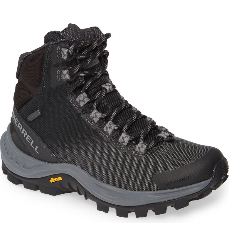 MERRELL Thermo Cross Waterproof Hiking Boot, Main, color, 001