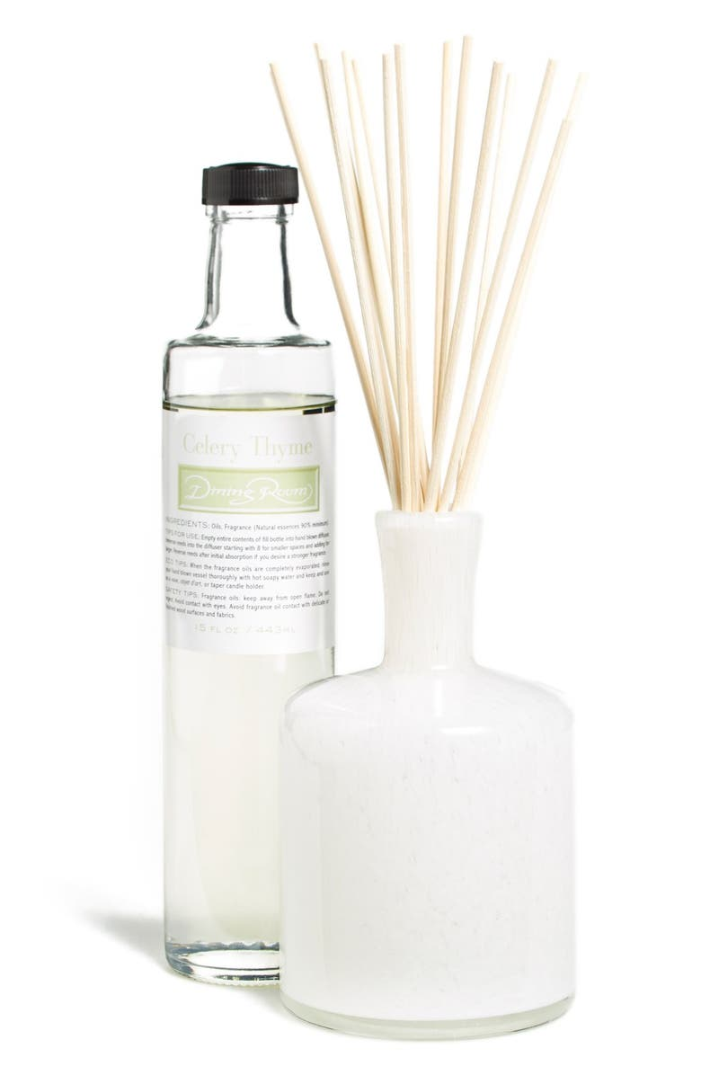 LAFCO 'Celery Thyme - Dining Room' Fragrance Diffuser, Main, color, 000