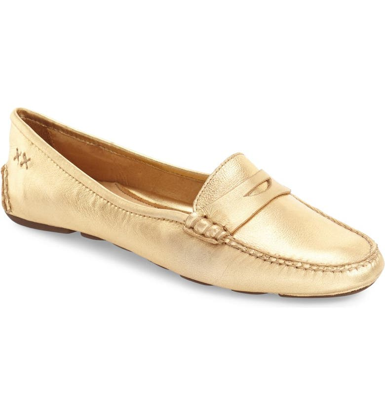 PATRICIA GREEN 'Bristol' Penny Loafer, Main, color, 718