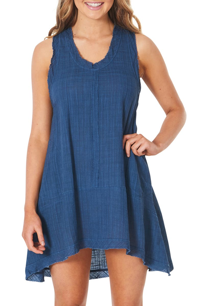 RIP CURL Classic Surf Cover-Up Dress, Main, color, 420