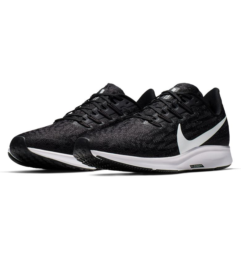 NIKE Air Zoom Pegasus 36 Running Shoe, Main, color, 001