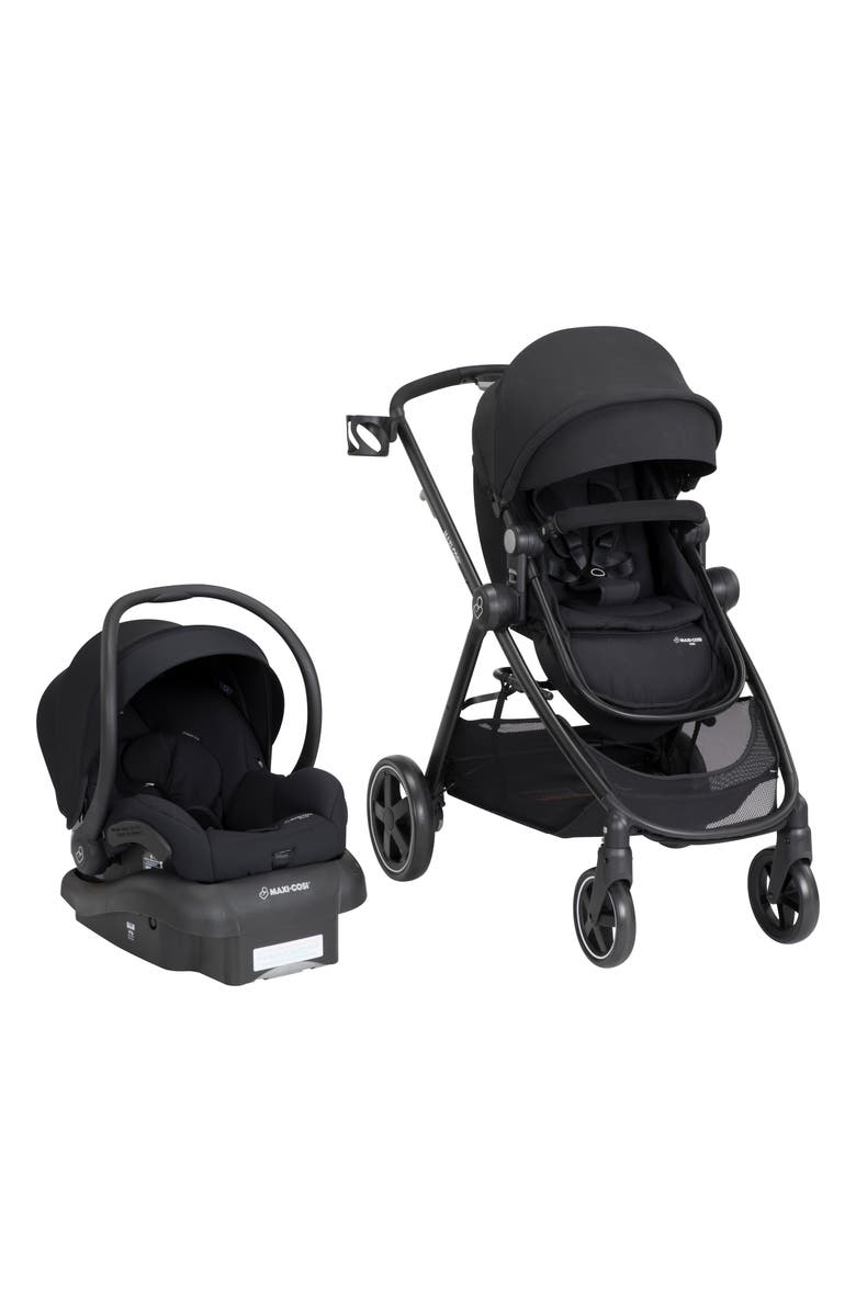 MAXI-COSI<SUP>®</SUP> 5-1 Mico 30 Infant Car Seat & Zelia Stroller Modular Travel System, Main, color, 001