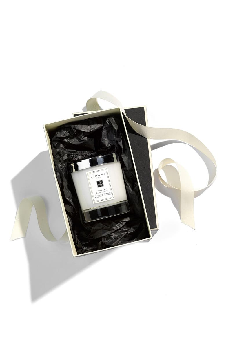JO MALONE LONDON<SUP>™</SUP> Jo Malone<sup>™</sup> Just Like Sunday - Green Tomato Leaf Candle, Main, color, 000