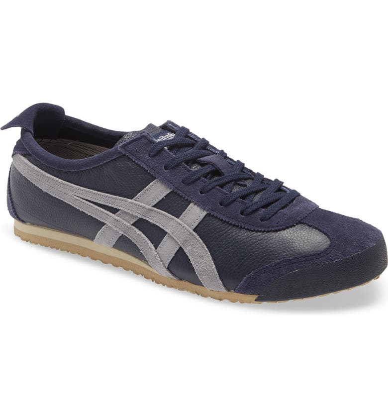 ONITSUKA TIGER<SUP>™</SUP> Mexico 66 VIN Low Top Sneaker, Main, color, MID NIGHT/ SHEET ROCK