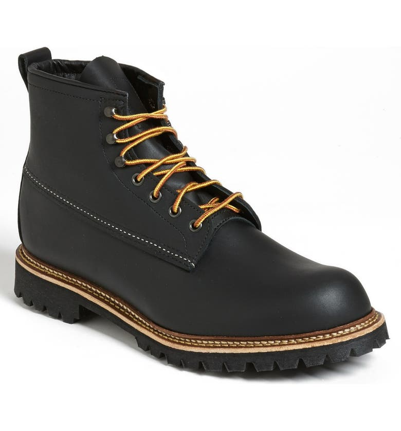 RED WING 'Ice Cutter' Round Toe Boot, Main, color, 008