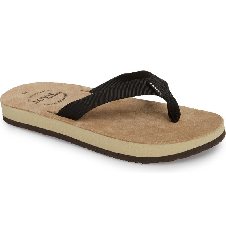NAOT Island Flip Flop, Main, color, 001