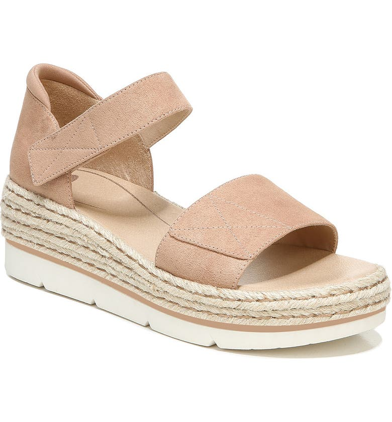 DR. SCHOLL'S Of Course Sandal, Main, color, TAWNY BIRCH
