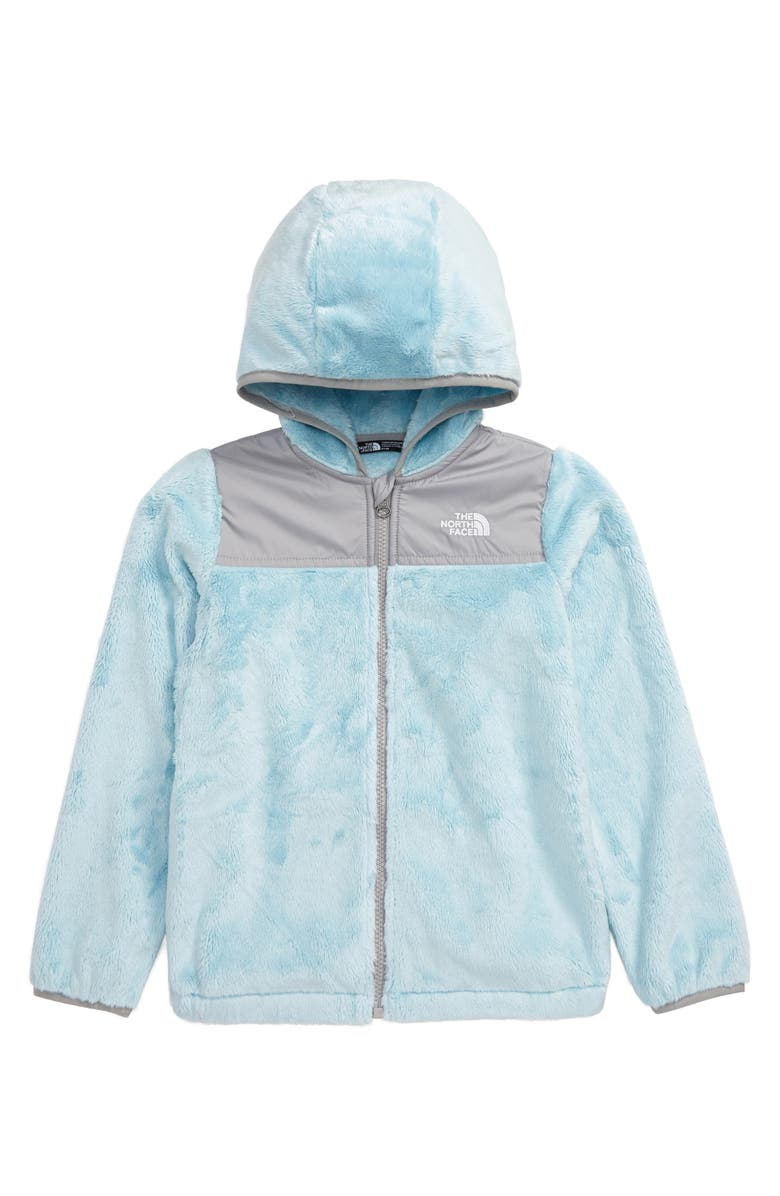 THE NORTH FACE Kids' Oso Zip Fleece Hoodie, Main, color, 401