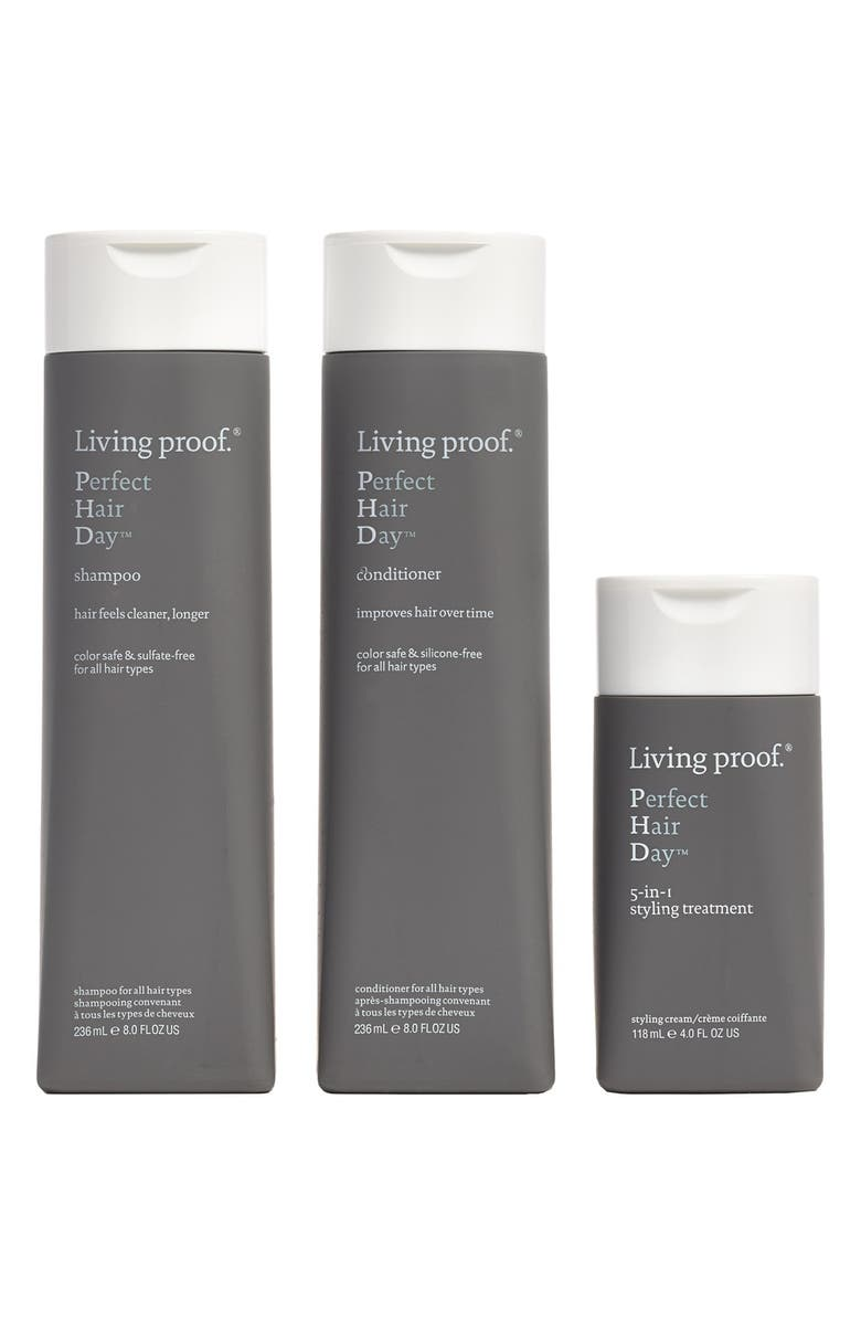 LIVING PROOF<SUP>®</SUP> 'Perfect Hair Day<sup>™</sup>' Set, Main, color, 000