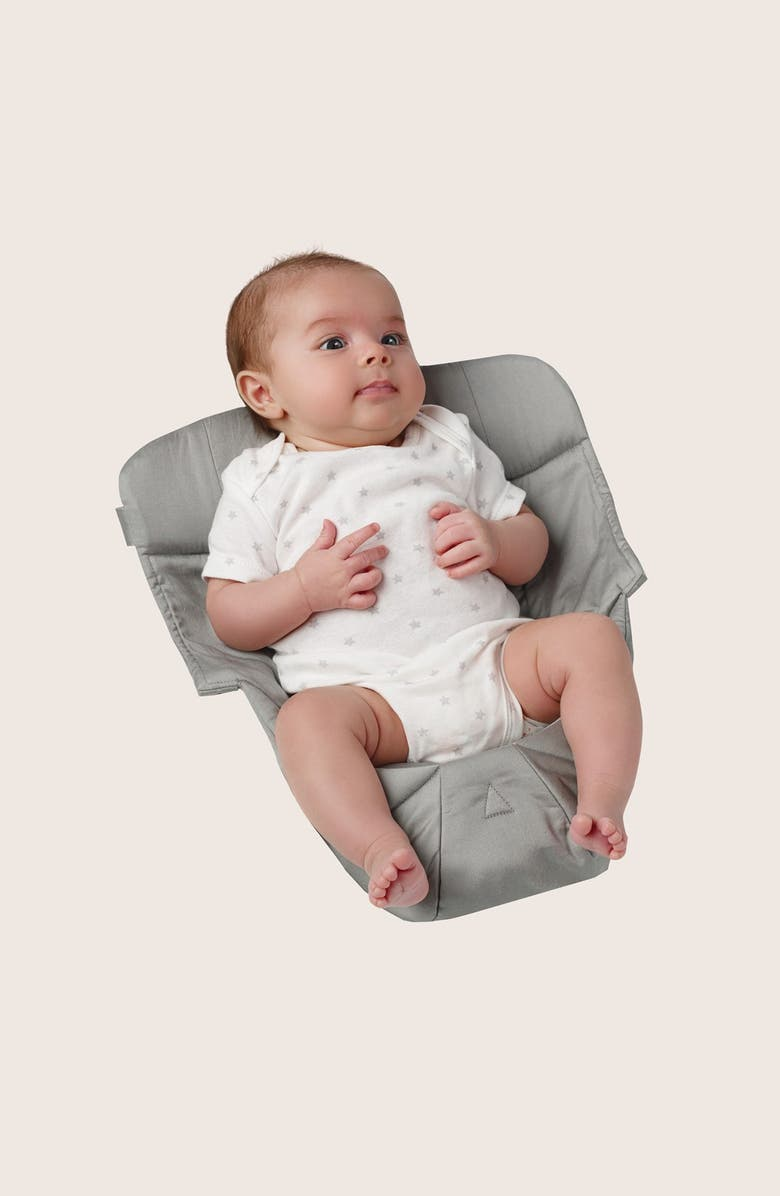 ERGOBABY 'Easy Snug' Cotton Poplin Baby Insert, Main, color, 020